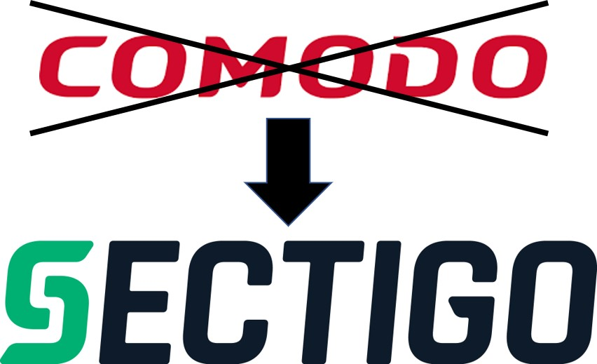Comodo becomes Sectigo, QuoVadis sold to Digicert