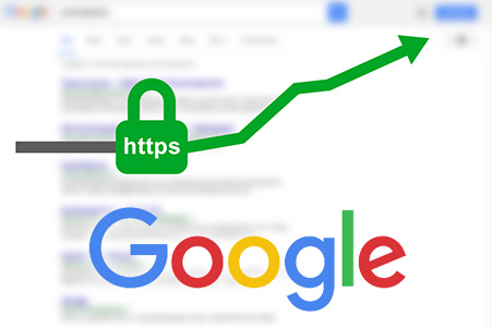 https for improved Google ranking